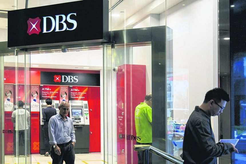 DBS Group topped the list of buybacks by value, scooping up 5.95 million of its own shares for $150.8 million, or roughly 61 per cent of the value of all share buybacks last month.