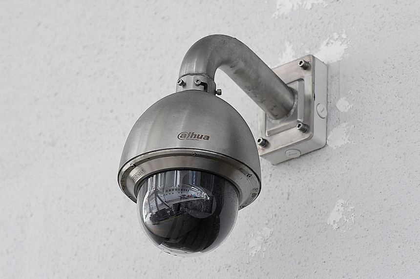 By next September, 460 cameras will be installed at Marina Bay Cruise Centre, with sensors fixed at key locations such as the check-in and baggage handling areas. The cameras and sensors will provide real-time monitoring of traffic conditions and pas
