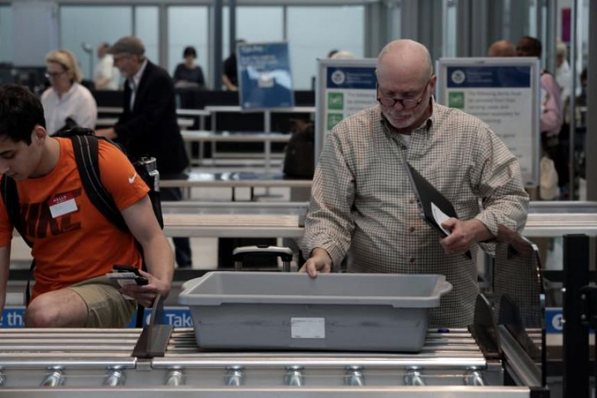 According to the results of a new study published by Finnish and British researchers, half of plastic airport security bins may carry viruses that cause respiratory infections.