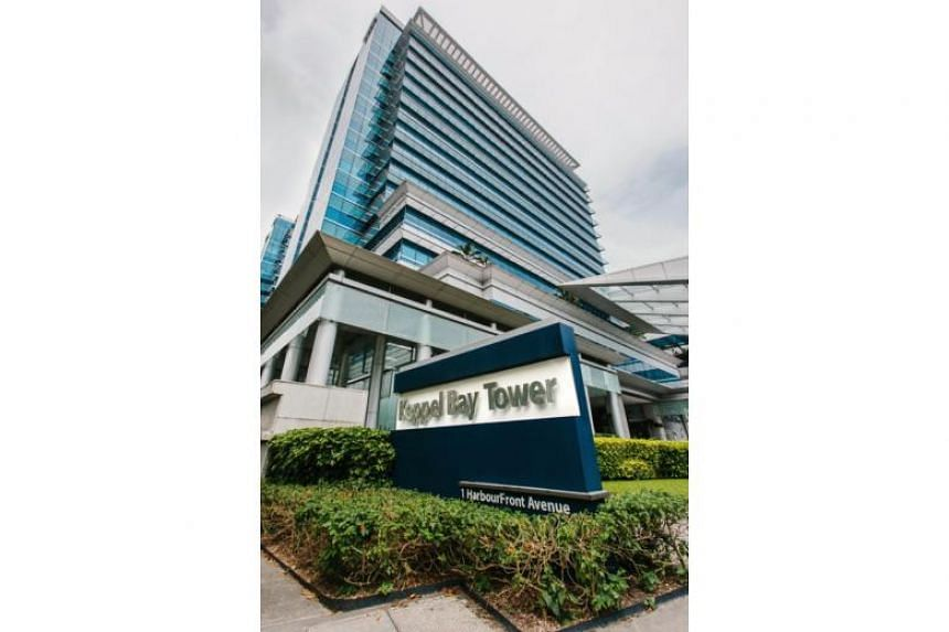 Keppel Bay Tower is a Green Mark Platinum building, but property developer Keppel Land is working with the Building and Construction Authority to turn it into a super low energy building.