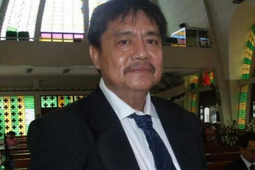 Mr Mariano Blanco, mayor of the town of Ronda, about 80km south-west of Cebu City, was shot dead by unidentified gunmen after midnight in his office, the local police chief said.