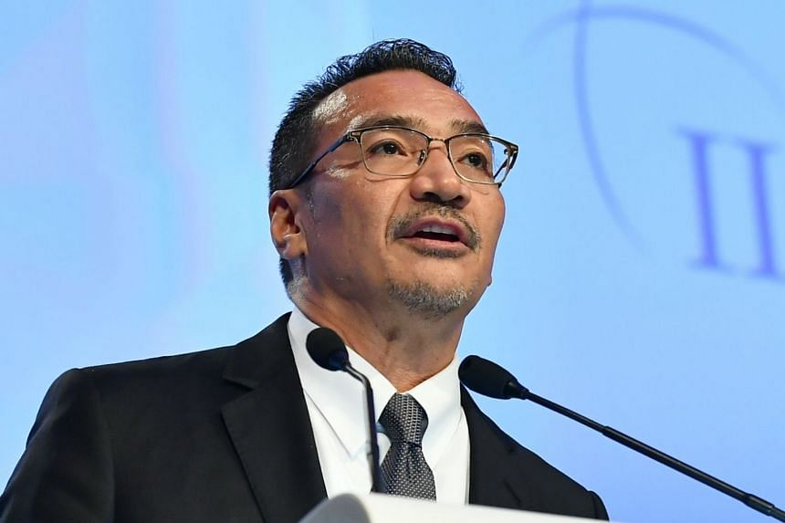 Datuk Seri Hishammuddin was reportedly questioned as part of investigations into alleged misappropriation of government funds for the 14th general election.