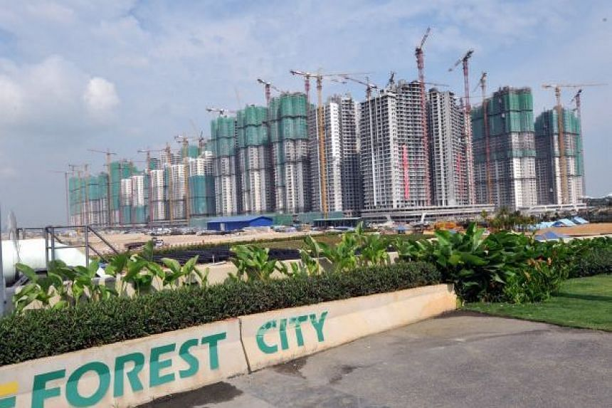 The Forest City project had so far contributed RM630 million to the Johor state coffers in taxes, dividend payouts and land premiums.