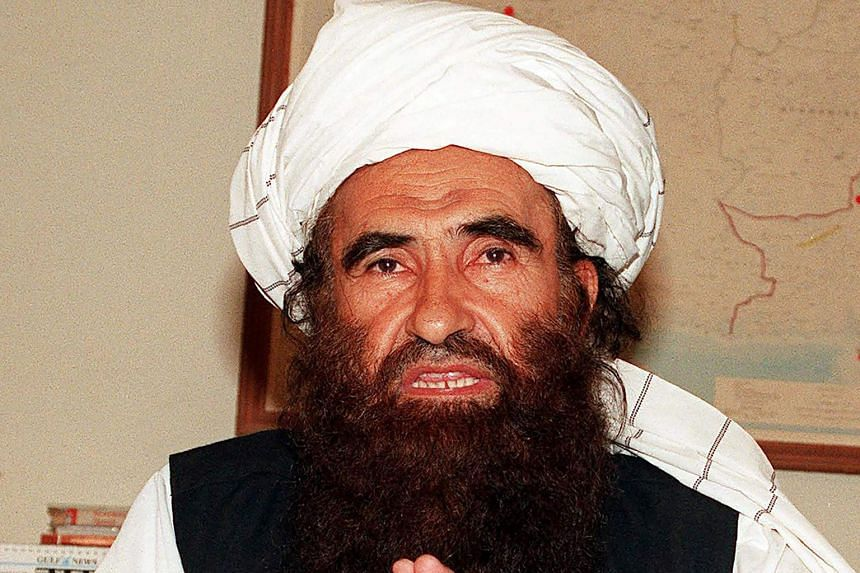The Taleban said Jalaluddin Haqqani had been ill and bedridden for several years. He is thought to be in his 70s or 80s.