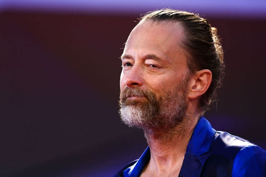 Radiohead frontman Thom Yorke embarked on his first venture into making a film soundtrack for horror movie Suspiria.