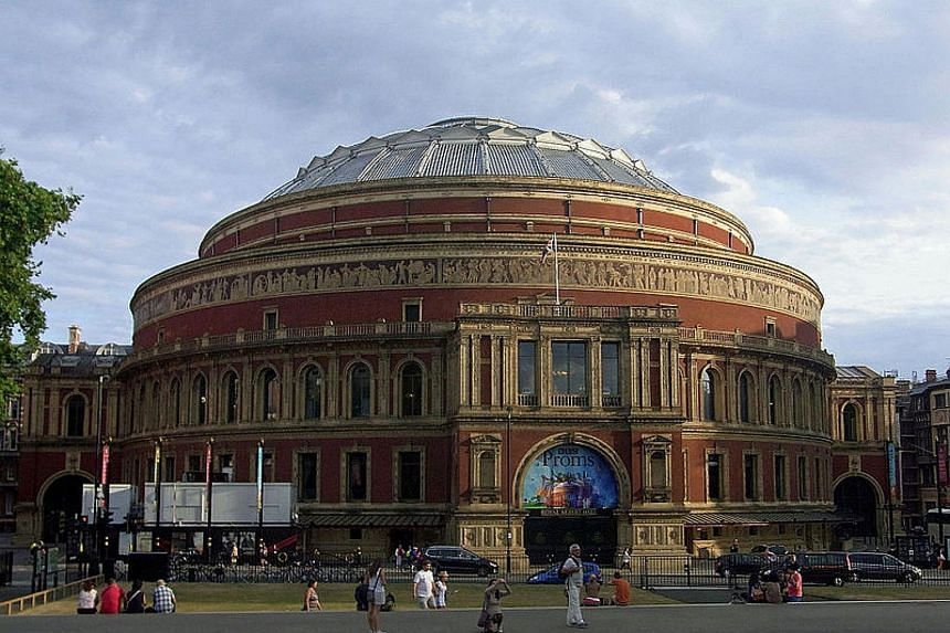 "London's Royal Albert Hall will pay tribute to ""key players"" in the building's history since it opened in 1871."