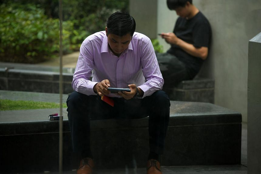 About 34 per cent of men in Singapore do not do 150 minutes of moderate activity or 75 minutes of vigorous activity a week, compared with around 39 per cent of women.