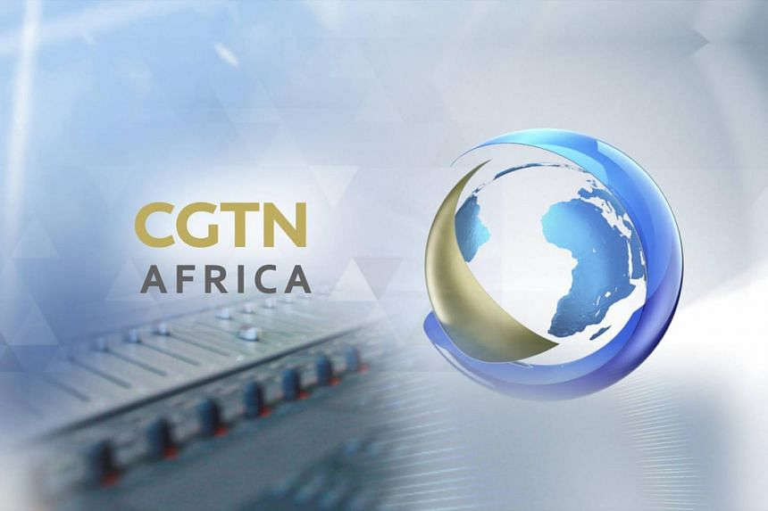 CGTN, an international English-language television station, broadcasts across the globe, with major news centres in Nairobi and Washington.