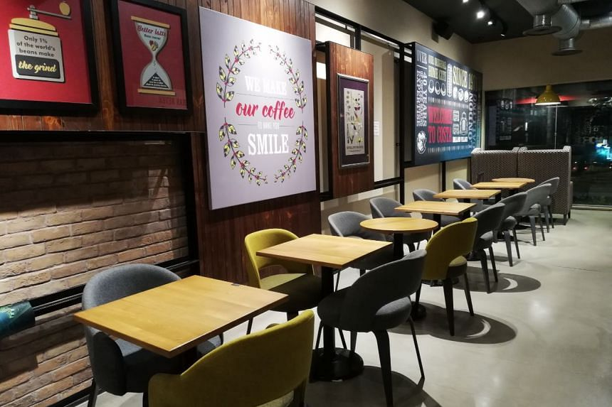 The Costa Coffee outlet at Holland Village will close down on the night of Sept 7, 2018.