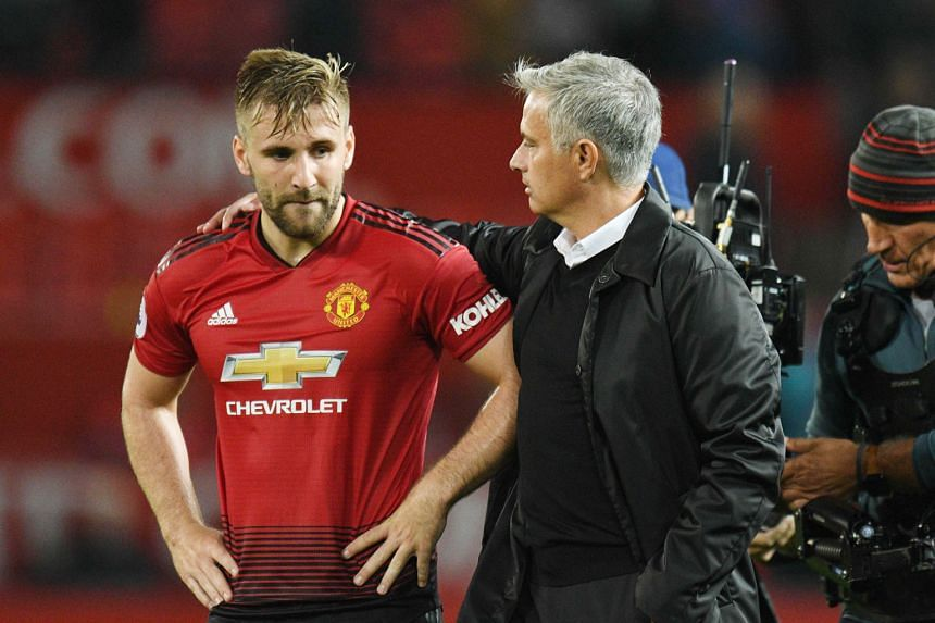 Manchester United defender Luke Shaw has played every minute of United's opening four games this season. The full-back struggled to get into the team last term, with manager Jose Mourinho previously critical of his attitude.