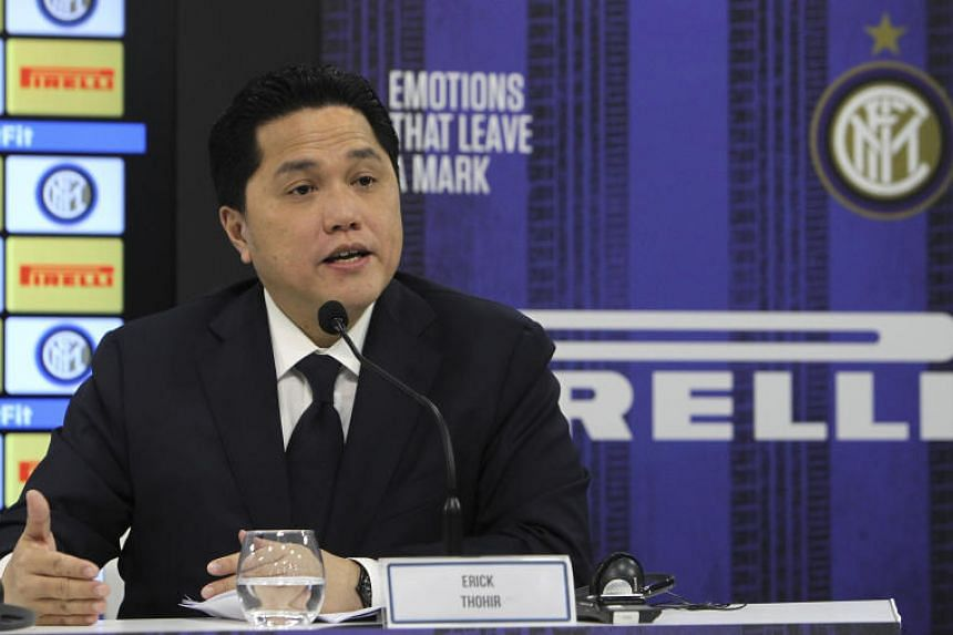 Indonesian media and sports tycoon Erick Thohir is primarily tapped for his corporate management skills and ability to engage younger voters.