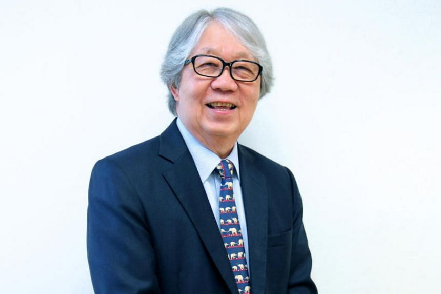 """In a Facebook post that has since gone viral, former ambassador Tommy Koh wrote: """"I would encourage our gay community to bring a class action to challenge the constitutionality of Section 377A."""""""