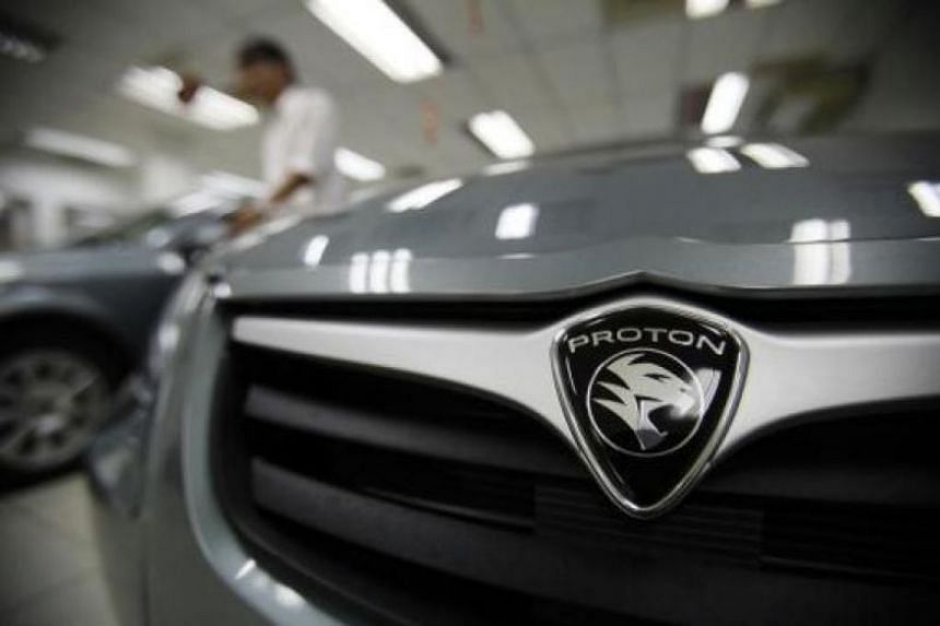 Proton Holdings' new vehicle is based on the Boyue produced by Geely, which bought 49.9 per cent of Proton in September in 2017.