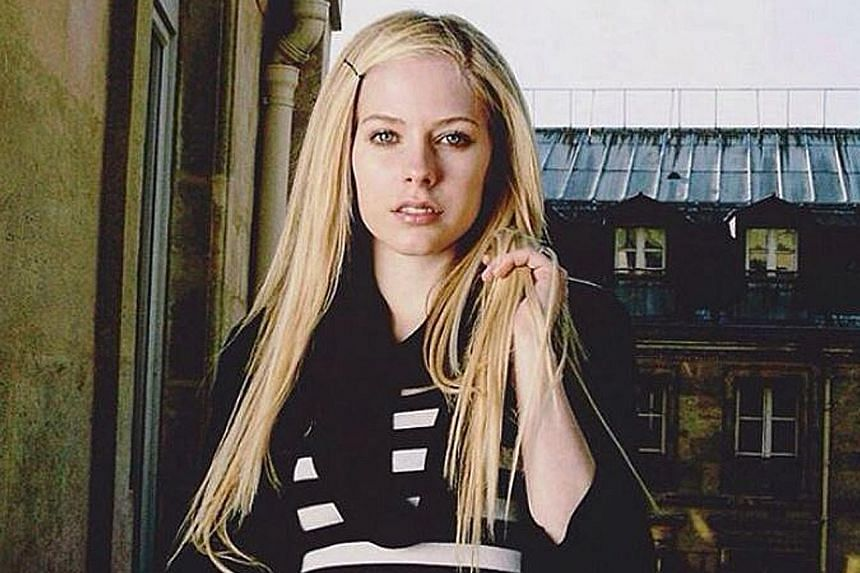 Canadian pop star Avril Lavigne will release Head Above Water, the first song from her upcoming album, on Sept 19.
