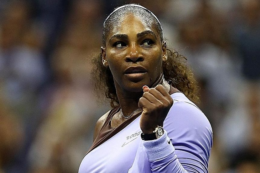 The opponents that have faced her since her return say the current Serena Williams is tough enough - perhaps as good as ever.