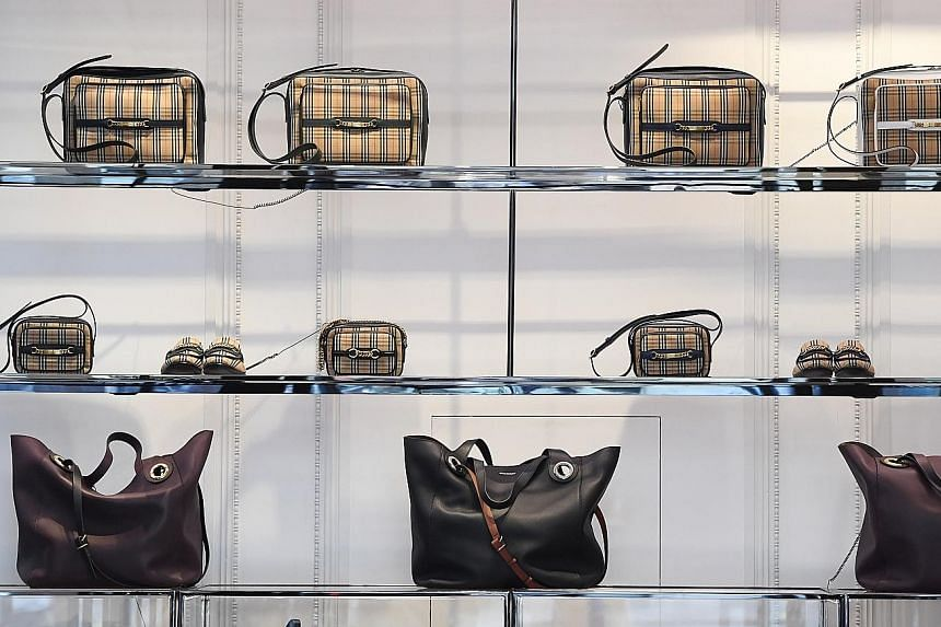 Burberry also says it will try to reuse, repair, donate or recycle its products while a strategy to make fewer, more targeted collections should help reduce excess stock.