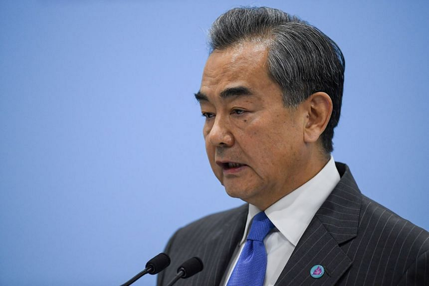 """Mr Wang Yi (above) will hold """"delegation-level talks"""" with Pakistani Foreign Minister Shah Mehmood Qureshi and will also call on the Prime Minister and Chief of Army Staff General Qamar Javed Bajwa."""