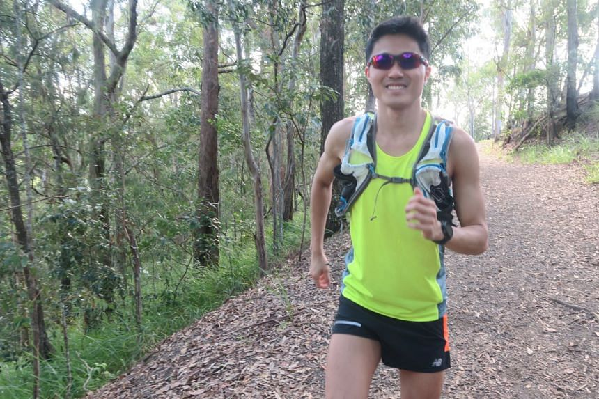 Mok Ying Ren (pictured) was inspired by his medical teacher and mentor Prof Low's life philosophy, shaped by the latter's experience with the outdoors and active lifestyle.
