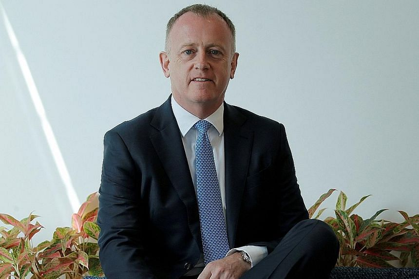 Mr John Neal will take up his role as Lloyd's chief executive officer on Oct 15.