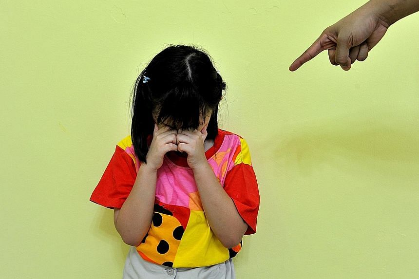 Over the past five years, there has been an average of nine substantiated cases of child mismanagement by teachers annually, says the Early Childhood Development Agency.