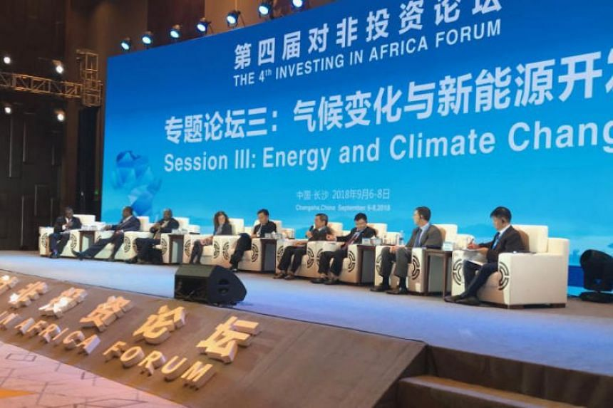 The Investing in Africa forum held in Changsha city, Hunan province, on Thursday (Sept 6) and Friday saw lively discussions on development issues and business opportunities in Africa including agriculture, energy and climate change, skills developmen
