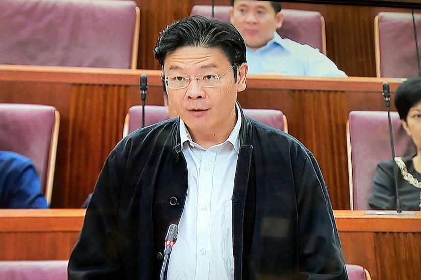 Minister for National Development Lawrence Wong said that more flats would be eligible for Vers as compared to Sers.