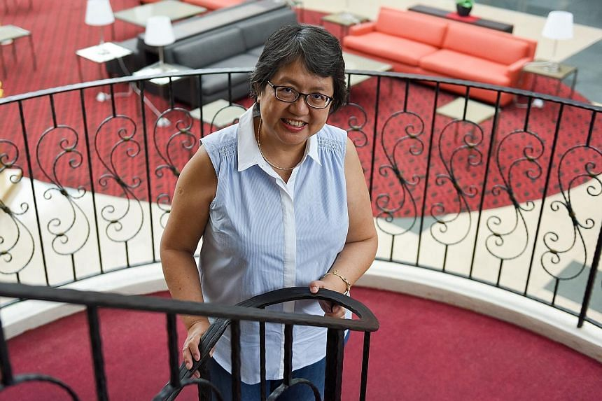 Ms Christina Ng, 59, a patient with stage four breast cancer, was one of those who enrolled for the phase III Monaleesa-2 study. More than four years later, Ms Ng no longer experiences pain and a scan in November last year showed the mass in her unde