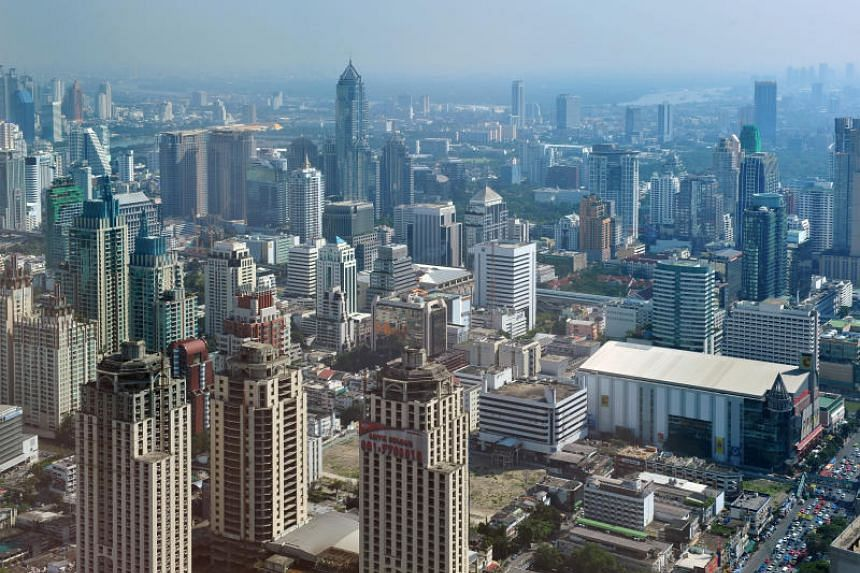 The two investors had in 2014 purchased a unit each in the Manhattan Park Peninsular condo project in Bangkok, through HSR, paying a refundable $3,000 booking fee and 30 per cent of the purchase price a few days later.