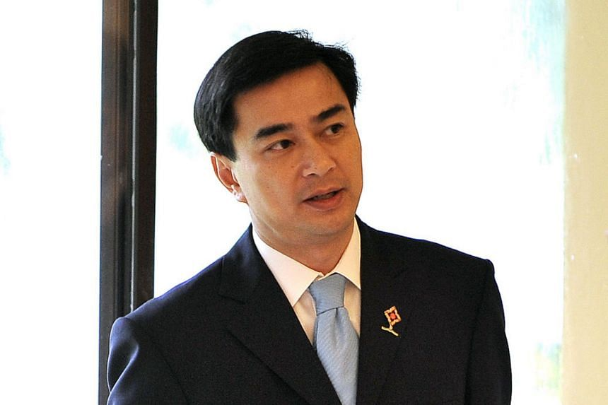 Mr Abhisit Vejjajiva remains the favourite for the Democratic Party leadership and any showdown could be just a show of how democratic Thailand's oldest party is about selecting a leader.