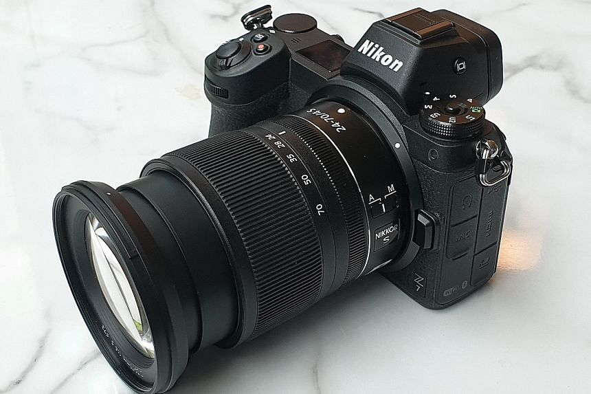The Nikon Z7 is said to be weather-sealed, so you can use it in all weather conditions.