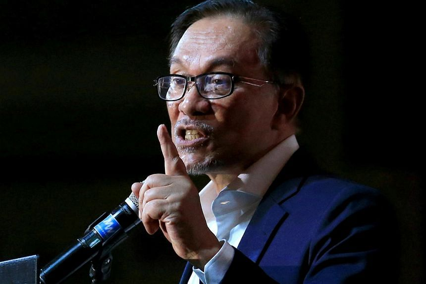 Anwar Will Be Contesting Port Dickson Parliamentary Seat