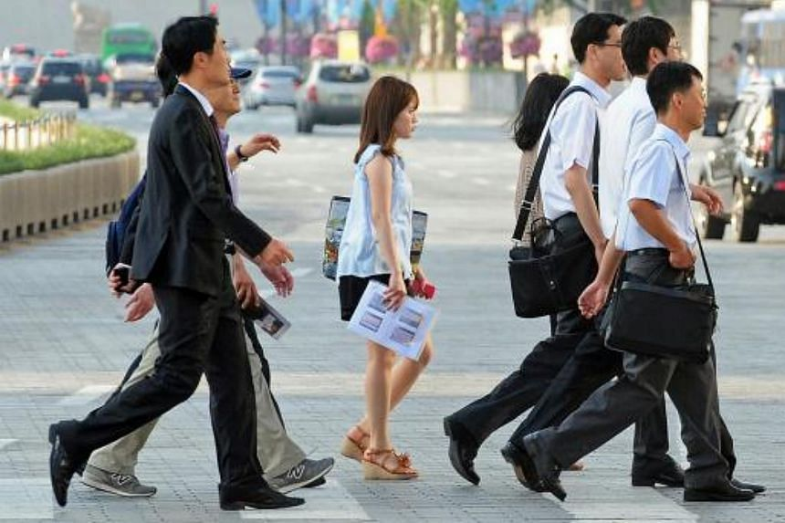 South Korea's unemployment rate rose to an 4.2 per cent in August from 3.8 per cent in July 2018.