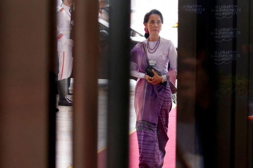 Myanmar government leader Aung San Suu Kyi would not attend the upcoming General Assembly session, reported the 7Day Daily, a leading newspaper, citing a Ministry of Foreign Affairs official.
