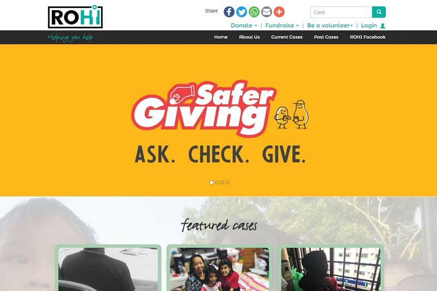 Since it was started six years ago, the website has handled over 170 fund-raisers. It has not had a single case of fraud because of a three-step verification process it applies.