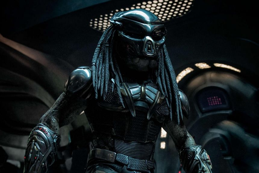 The Predator's key problem is that it lacks the courage to make the titular alien-hunter the leading character.