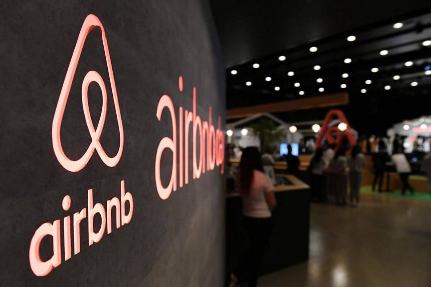 Paris is Airbnb's single biggest market with 60,000 apartments on offer.