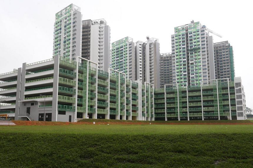 Future residents of Fernvale Lea in Sengkang were upset to learn that a columbarium would be built near their new Housing Board flats.