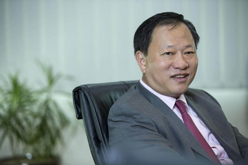 Serial System's executive chairman and group chief executive Derek Goh received the request from the investigation bureau of Taiwan's Ministry of Justice on Sept 12, 2018.