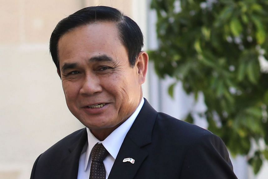With the ban on politics still in place, junta leader Prayut Chan-o-cha has spent months positioning himself for a potential run at the next election.