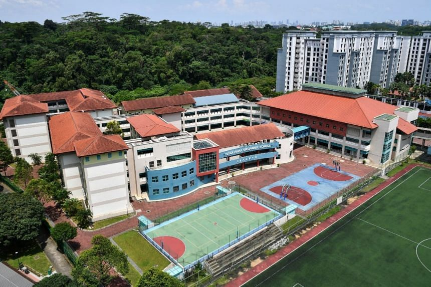 Yusof Ishak Secondary School will not be admitting new Secondary 1 cohorts in 2019 and 2020 to the current campus ahead of its move to minimise disruptions to students' learning.