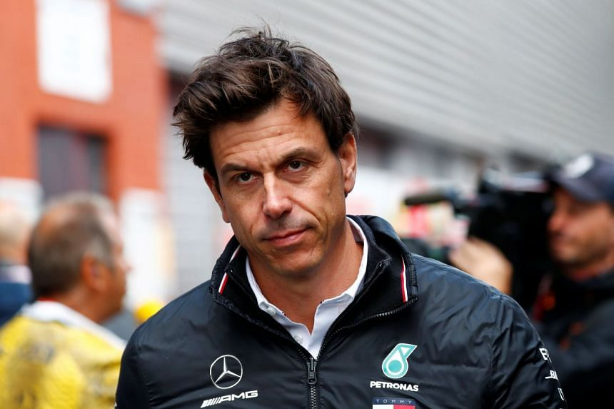 "Mercedes team principal Toto Wolff attacked fellow Formula One bosses for their ""lies""."