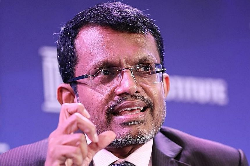 Monetary Authority of Singapore managing director Ravi Menon says Asia's developing economies will not be spared from the market turmoil that has hit countries from Argentina to Turkey, but countries like Indonesia have taken the right steps in respo