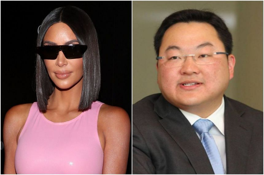 According to online portal Page Six, reality TV star Kim Kardashian (left) and her ex-husband Kris Humphries were given the sports car as a wedding gift by Malaysian businessman Jho Low in 2011.