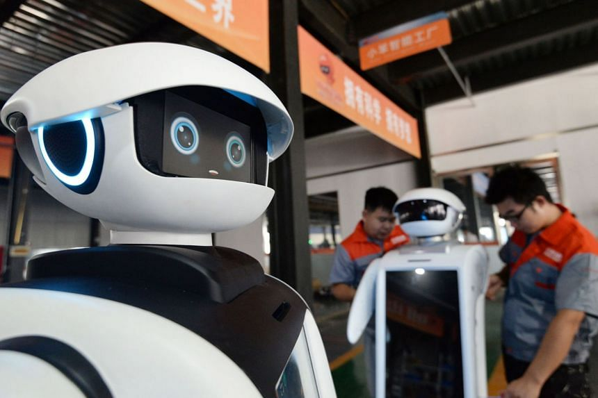 A new poll found that majorities in most countries were in agreement that robots would soon do humans' work.