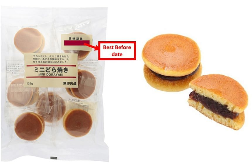 The Agri-Food and Veterinary Authority said the recall of Muji Singapore's mini dorayaki red bean jam pancake has been completed.