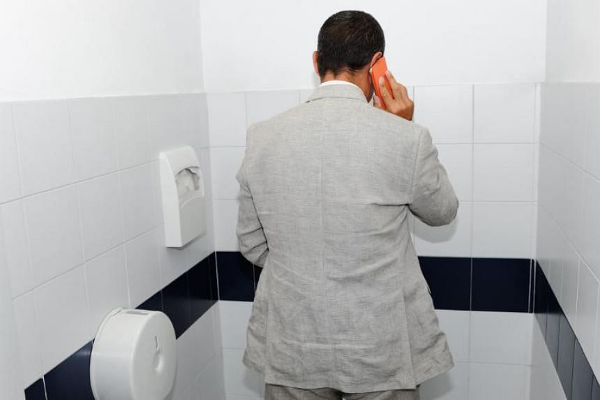 Smartphone screens are reportedly more than three times dirtier than a toilet.