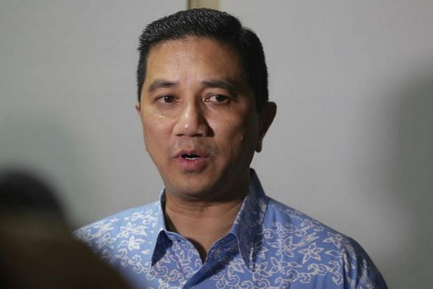 Datuk Seri Azmin Ali (above) said all party leaders should have been privy to Datuk Seri Anwar Ibrahim's move to contest a seat in Port Dickson.