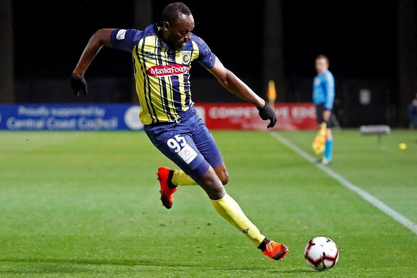 Eight-time Olympic champion Usain Bolt made his debut with Australian club Central Coast Mariners late in August in a 20-minute cameo as a substitute.