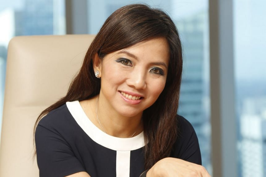 """""""I don't believe that every bank needs to join in this crazy rush for talent,"""" said Ms Tan Su Shan, head of consumer and wealth banking at DBS."""
