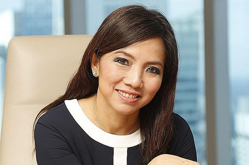 """DBS' Tan Su Shan says the fight for talent is a case of """"supply-demand dynamics"""" that will be corrected over time."""